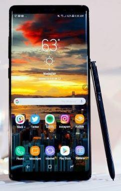 Das Akku-Problem des Galaxy Note 8