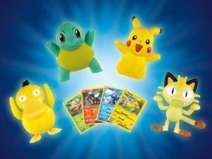 Pokémon Spielzeug bei McDonald's