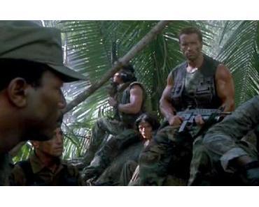 Filme mit Arnie: Schwarzenegger versus PREDATOR (1987)