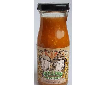 Burnin' Benze - Million Dollar Baby Hot Sauce