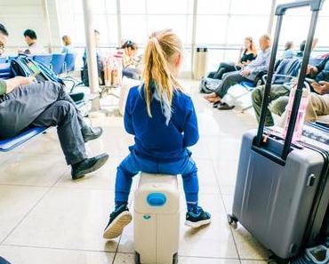 Fliegen mit kleinen Kindern und der JetKids BedBox (+ Verlosung!)