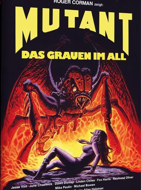 El Cinéfago de la Laguna Negra: Forbidden World aka Mutant