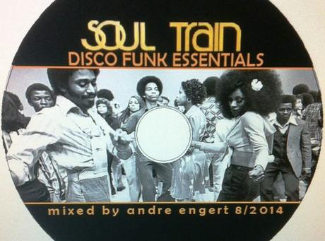 Soul Train – Disco Funk mixed by Andre Engert | Mixtape