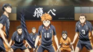 Review: Haikyu!! Volume 3 | Blu-ray
