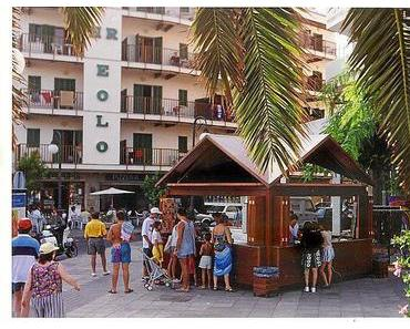 Eiskrem-Kiosk in Puerto Pollensa definitiv geschlossen