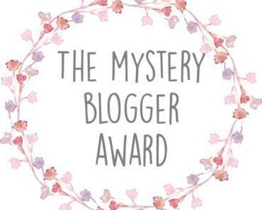 Oh mein Gott, ich bin nominiert! Der Mystery Blogger Award.
