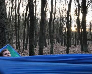 Kickstart 2018: Amazonas Ultra Light Outdoor Hängematte gewinnen!
