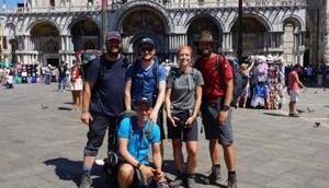 Traumpfad München Venedig Belluno nach