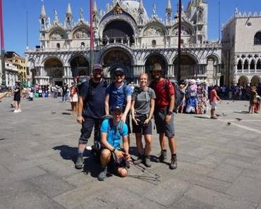 Traumpfad München – Venedig – Von Belluno nach Venedig