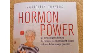 """Gelesen: """"Hormonpower"""""""