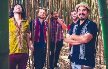 El Flecha Negra – Tropikal Passport // 2 Videos + full Album stream + Tourdaten
