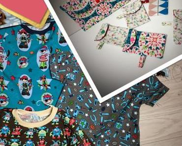 Shirts fürs UKE und kleine Taschen