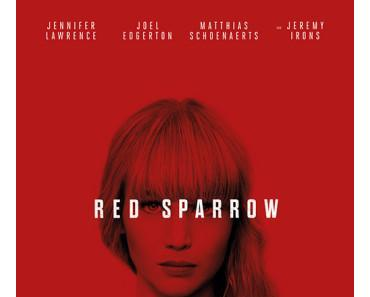 Trailer: Red Sparrow (#2)