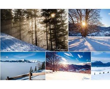 Winterbilder aus Mariazell
