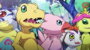 Neuer Nachschub für alle Digimon-Videospielspieler wurde angekündigt