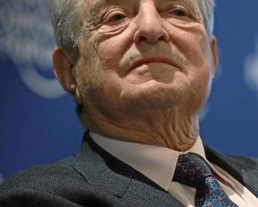 Soros in Davos: Atomkrieg, Klimawandel und Internetkonzerne