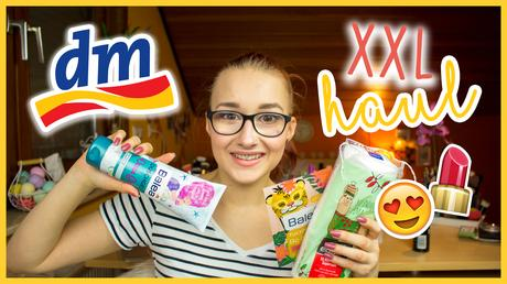 XXL dm Haul Dezember & Januar 2017/18 | Video