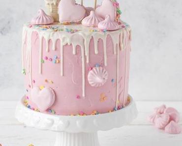 Juhu! Ein Candy-Drip-Cake, mein erstes Buch & eine Verlosung