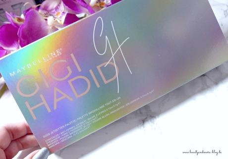 Maybelline New York Gigi Hadid Jetsetter Palette – Review