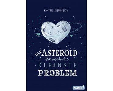 [Rezension] Der Asteroid ist noch das kleinste Problem von Katie Kennedy