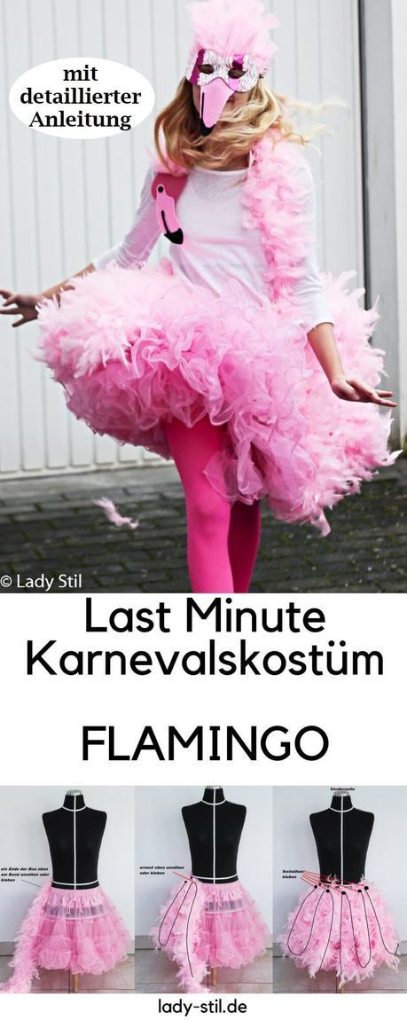 Last Minute Karnevalskostum