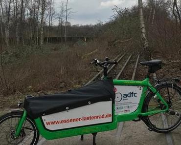 INFO: Das Essener Lastenrad-Projekt und was ich damit zu tun habe
