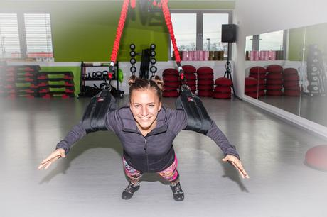 Bungee-Training: Intelligentes Workout mit Fun-Faktor