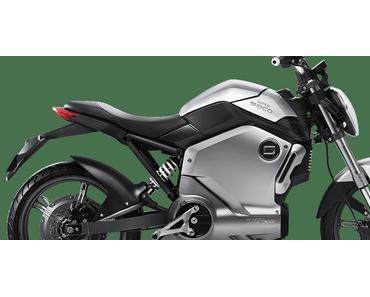 Inspirierend. Wegweisend. Oder einfach nur geil – BikeKing.es setzt mit Super SOCO auf E-Mobilität