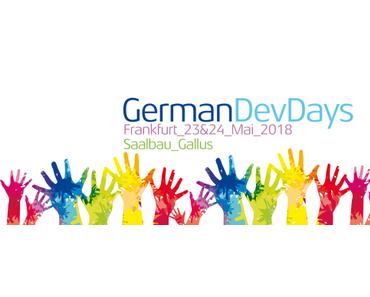 GERMANDEVDAYS 2018: Chance auf kostenlose Ausstellerstände für Nachwuchsstudios