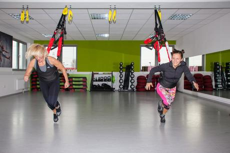 Bungee-Training: Kluges Core-Workout mit Fun-Faktor
