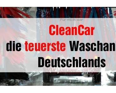 CleanCar: Autopflege ist Vertrauenssache #CleanCar gehört nicht dazu