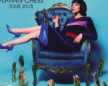 """News: Elise LeGrow mit Debütalbum """"Playing Chess"""" im Mai auf Deutschlandtour!"""
