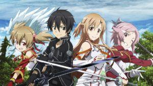 Reminder: Sword Art Online nächste Woche auf ProSieben