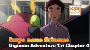Neuer Videoclip zu Digimon Adventure tri. Chapter 4 – LOST stellt Izzys neue Stimme vor
