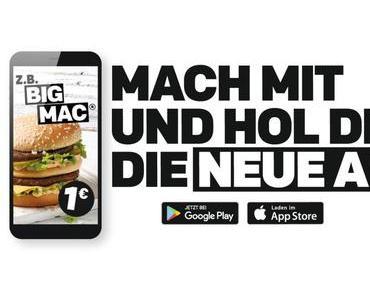 McDonald's Deutschland launcht neue App