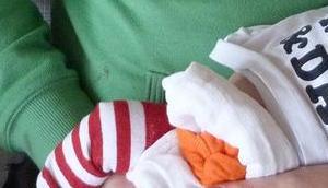 Windelfrei Babys wickeln ohne Windeln!