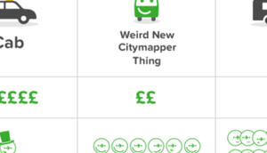 Citymapper stellt London startet einen Ride-Sharing Dienst