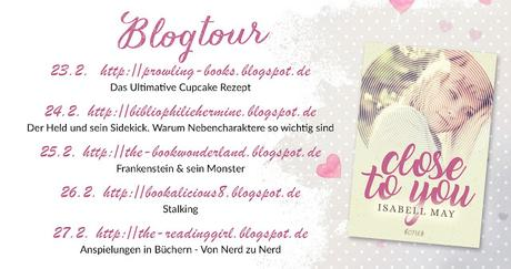 [Blogtour] Close To You ~ Das ultimative Cupcake Rezept