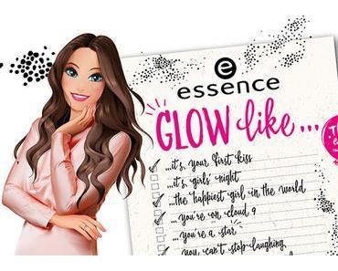 essence glow like...