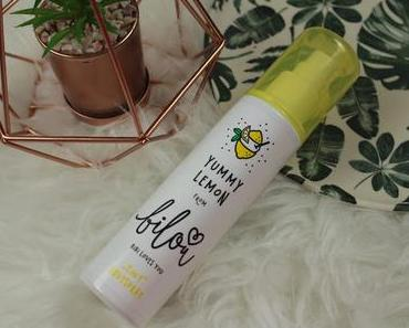 Bilou Yummy Lemon Bodyspray Review