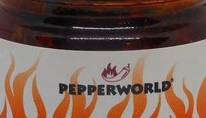 Pepperworld King Bhut Jolokia Paste