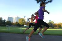 Stressfreies Laufen wenn auch Spaß machen soll