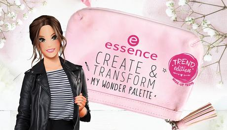 Create & Transform my Wonder palette - essence