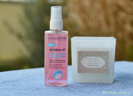 [Review] – Diadermine Hydralist Serie: