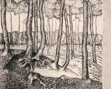 Rudolf Jahns: Zuflucht Landschaft, im Sprengel Museum Hannover, noch bis 15. April 2018