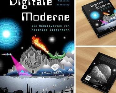 Computerspiele als Gemälde und visuelle Enzyklopädien: DIGITALE MODERNE – Die Modellwelten von Matthias Zimmermann