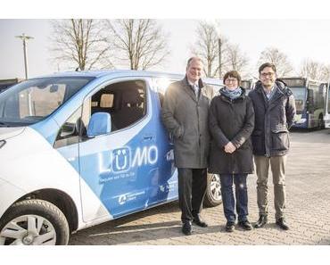 Ride-Sharing in Lübeck: CleverShuttle setzt auf kleinere Städte