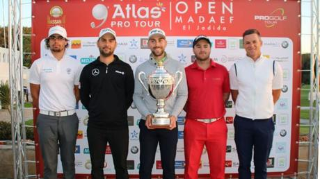 Pro Golf Tour – Open Madaef 2018
