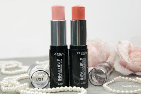 Infaillible Kontur-Stick Blush