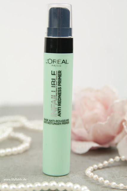 Infaillible - Anti Redness Primer